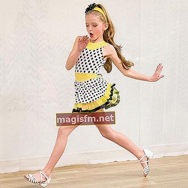 Emily Dobson (Tänzerin) Wikipedia, Bio, Alter, Größe, Gewicht, Freund, Familie, Vermögen, Fakten