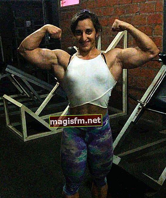 Micaela Viscido (Instagram Star) Wiki, Bio, Âge, Taille, Poids, Mesures, Valeur nette, Faits