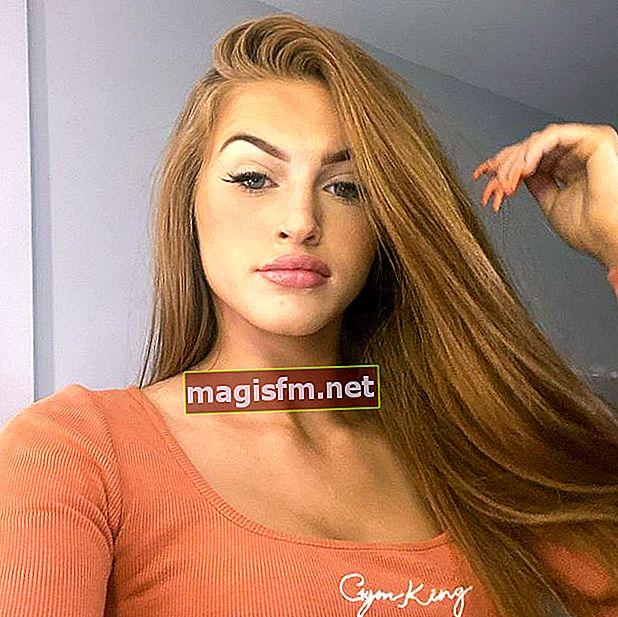 Sophie Aspin (Youtuber) Wikipedia, Bio, Alter, Größe, Gewicht, Freund, Vermögen, Fakten