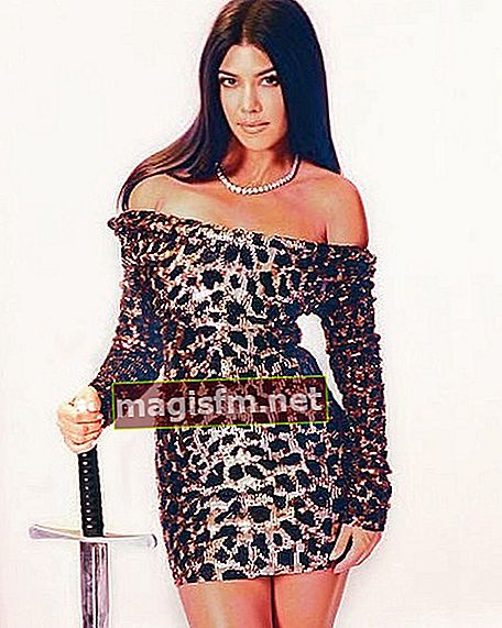 Kourtney Kardashian (Model) Wiki, Bio, Alter, Größe, Gewicht, Maße, Vermögen, Freund, Fakten