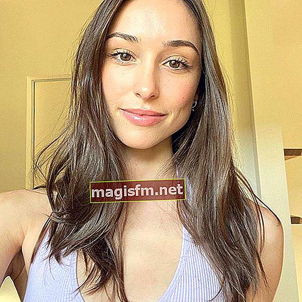 Kristina Alice (Instagram Star) Wikipedia, Bio, Alter, Größe, Gewicht, Freund, Vermögen, Fakten