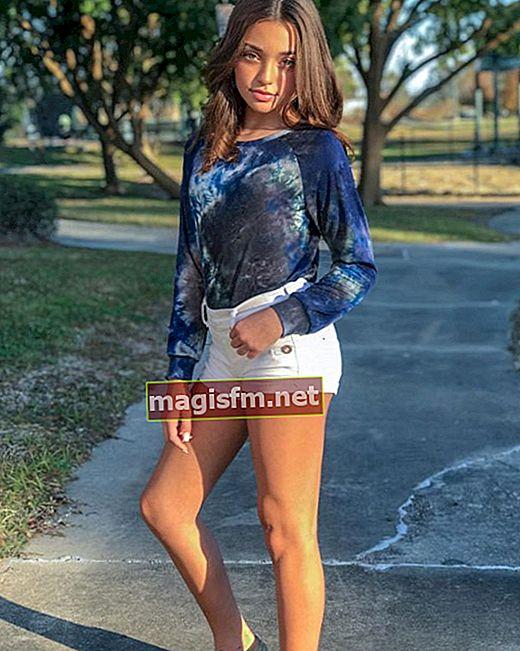 Presley Elise (TikTok Star) Wiki, Bio, Alter, Größe, Gewicht, Freund, Vermögen, Familie, Fakten