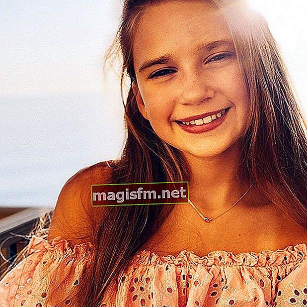 Karolina Protsenko (Geigerin) Wikipedia, Bio, Alter, Größe, Gewicht, Freund, Vermögen, Familie, Fakten