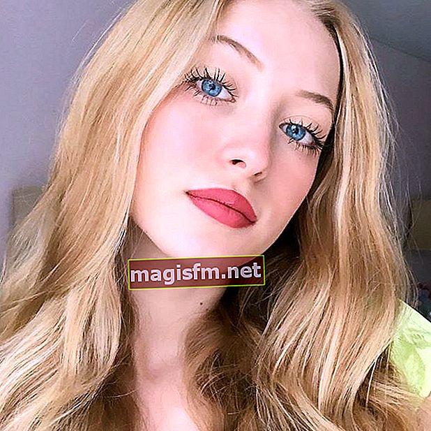 Sophia Diamond (TikTok Star) Wiki, Bio, Alter, Größe, Gewicht, Maße, Freund, Vermögen, Fakten