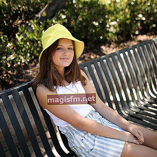 Hayley LeBlanc (Youtuber) Wiki, Bio, Alter, Größe, Gewicht, Vermögen, Karriere, Freund, Familie, Fakten