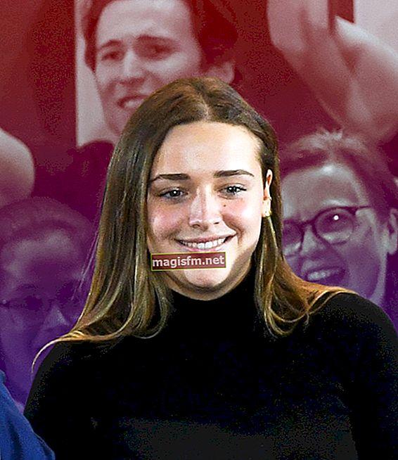 Natalie Biden (petite-fille de Joe Biden) Wikipedia, Bio, Âge, la taille, Poids, Petit ami, Valeur nette, Les faits