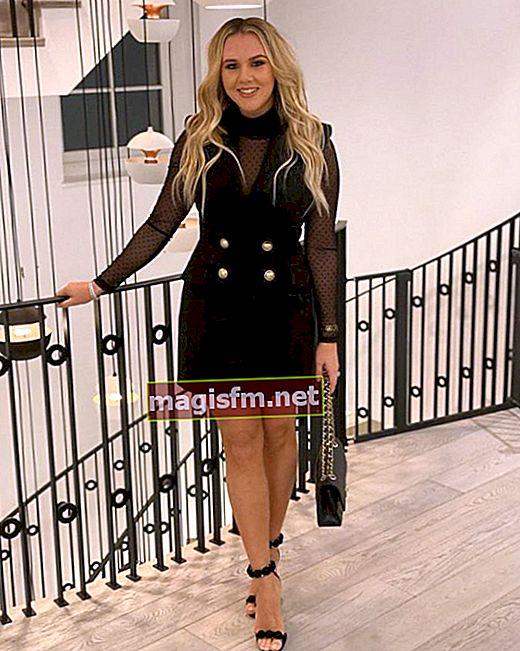 Katie Goodland (Harry Kane Wife) Wiki, Bio, Âge, Taille, Poids, Mari, Enfants, Valeur nette, Faits
